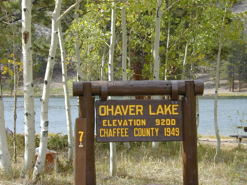 ohave lake fishing